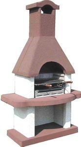 Barbecue beton