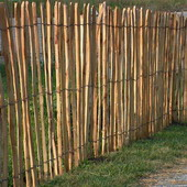 Kastanjehouten hekwerk aanbiedingen