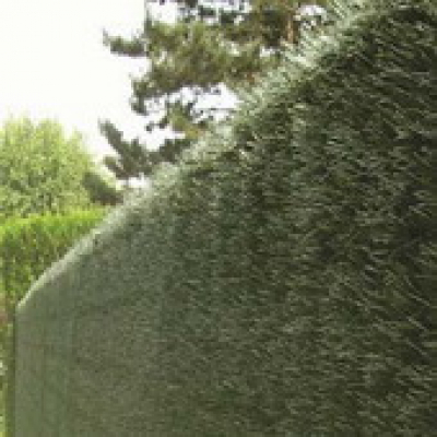 Kunsthaag tuinscherm taxus