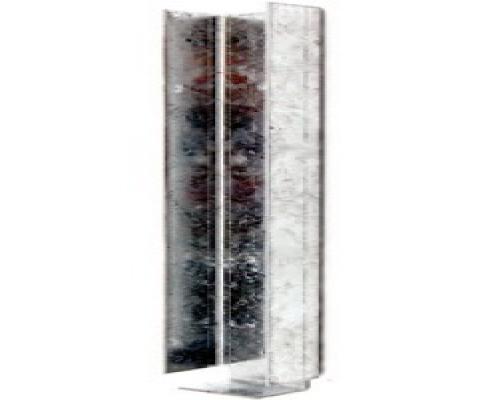 Hoekprofiel muurprofiel betonpaal