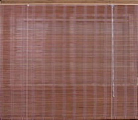 Rolgordijn bamboe Jalouzie Delhi 100cm