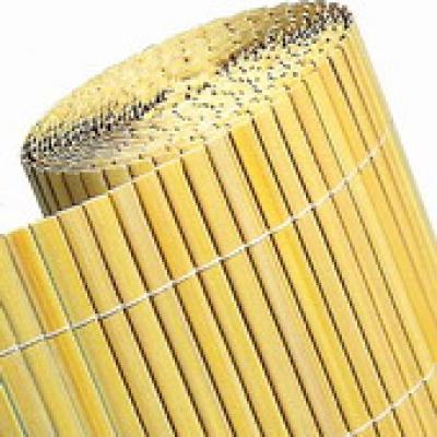 Tuinscherm tuinafscheiding kunststof bamboe