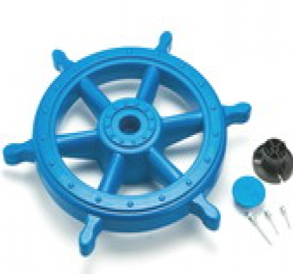 Stuurwiel zeemansstuur speeltoestellen