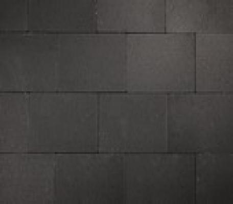 Sierbestrating straksteen zwart 30x40cm