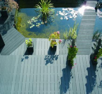 Vlonderplank composiet terrasdelen