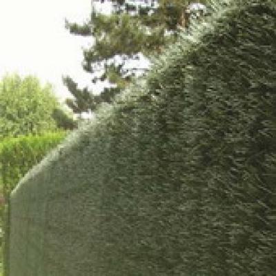 Kunsthaag tuinscherm taxus 1x3m