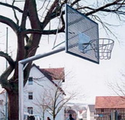 Basketballbord compleet TUV/EN1176
