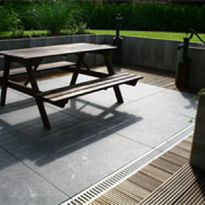 Bluestone tegels 20x20cm sierbestrating Chinees hardsteen prijs per m2