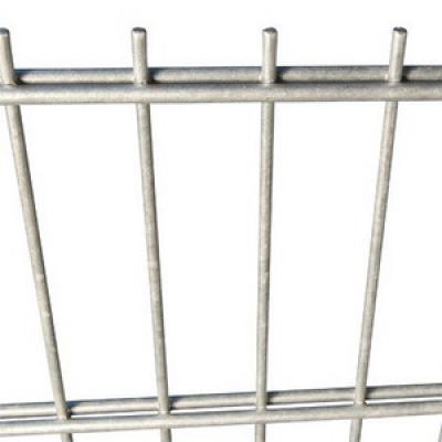 Afsluitingen hekwerken dubbelstaafmatten 63x251cm vuurverzinkt