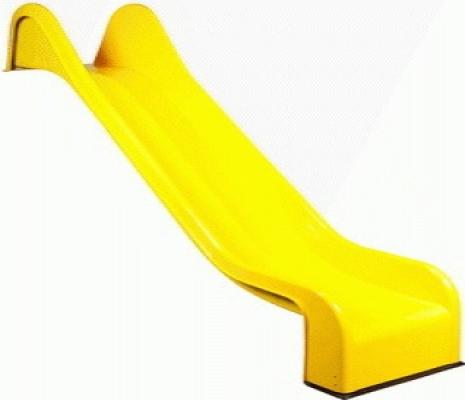 Glijbaan speeltoestellen speelplaatsen polyester 250cm