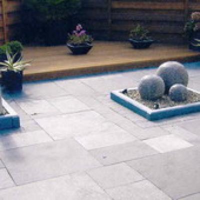 Limestone tegel natuursteen