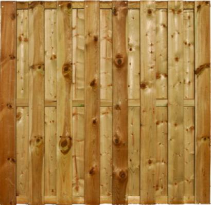 Schutting tuinscherm 15 planks