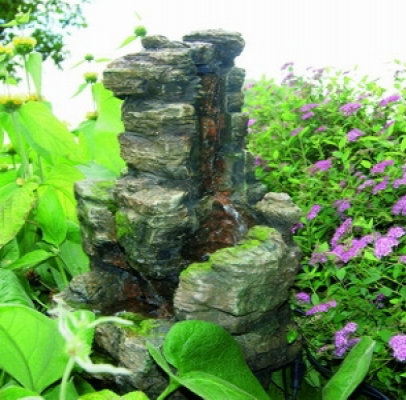 Waterornament fontein